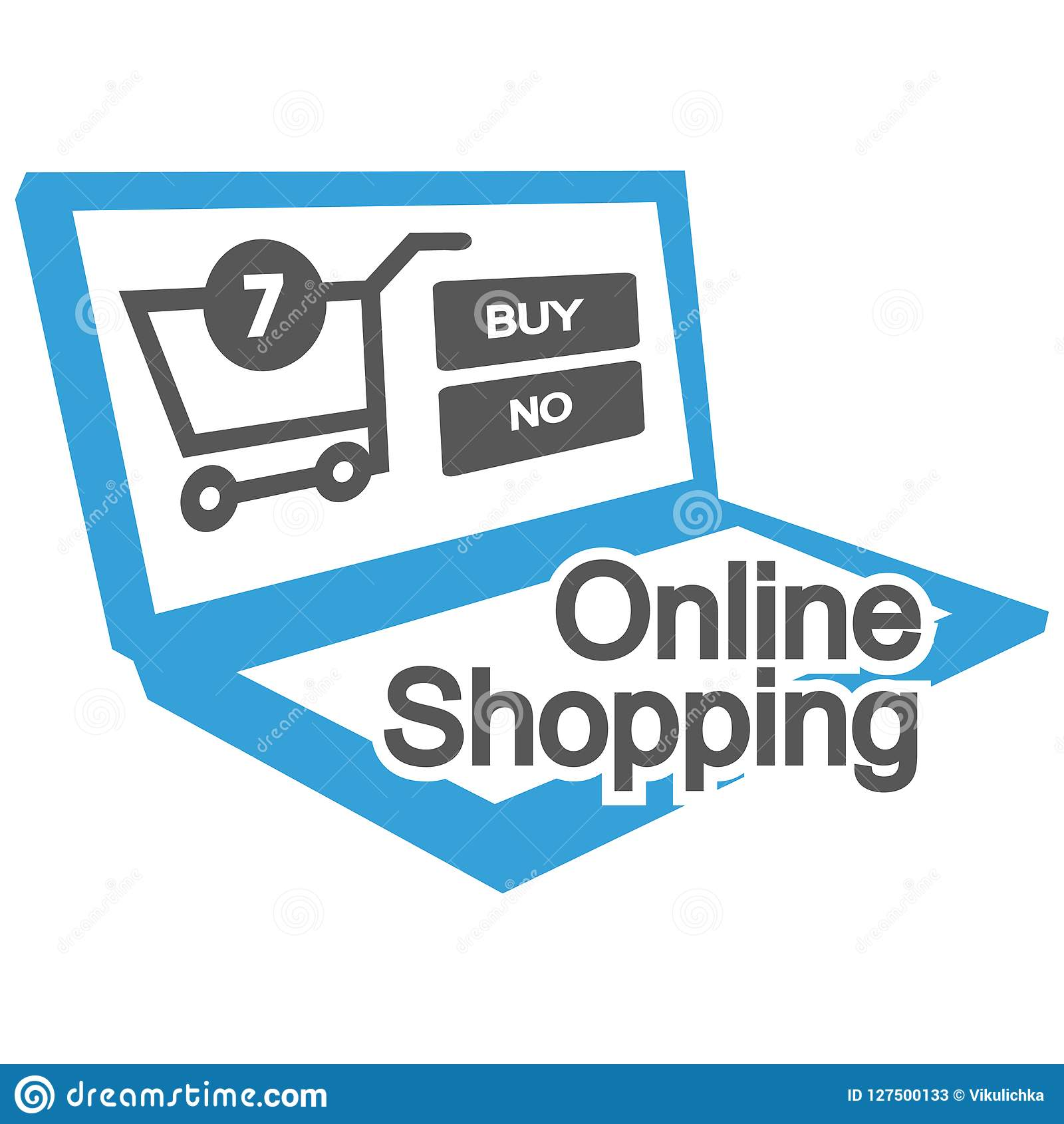 In Shop Online Store Online Shopping Icon Web Shopping Online Shop Label Sale Logo