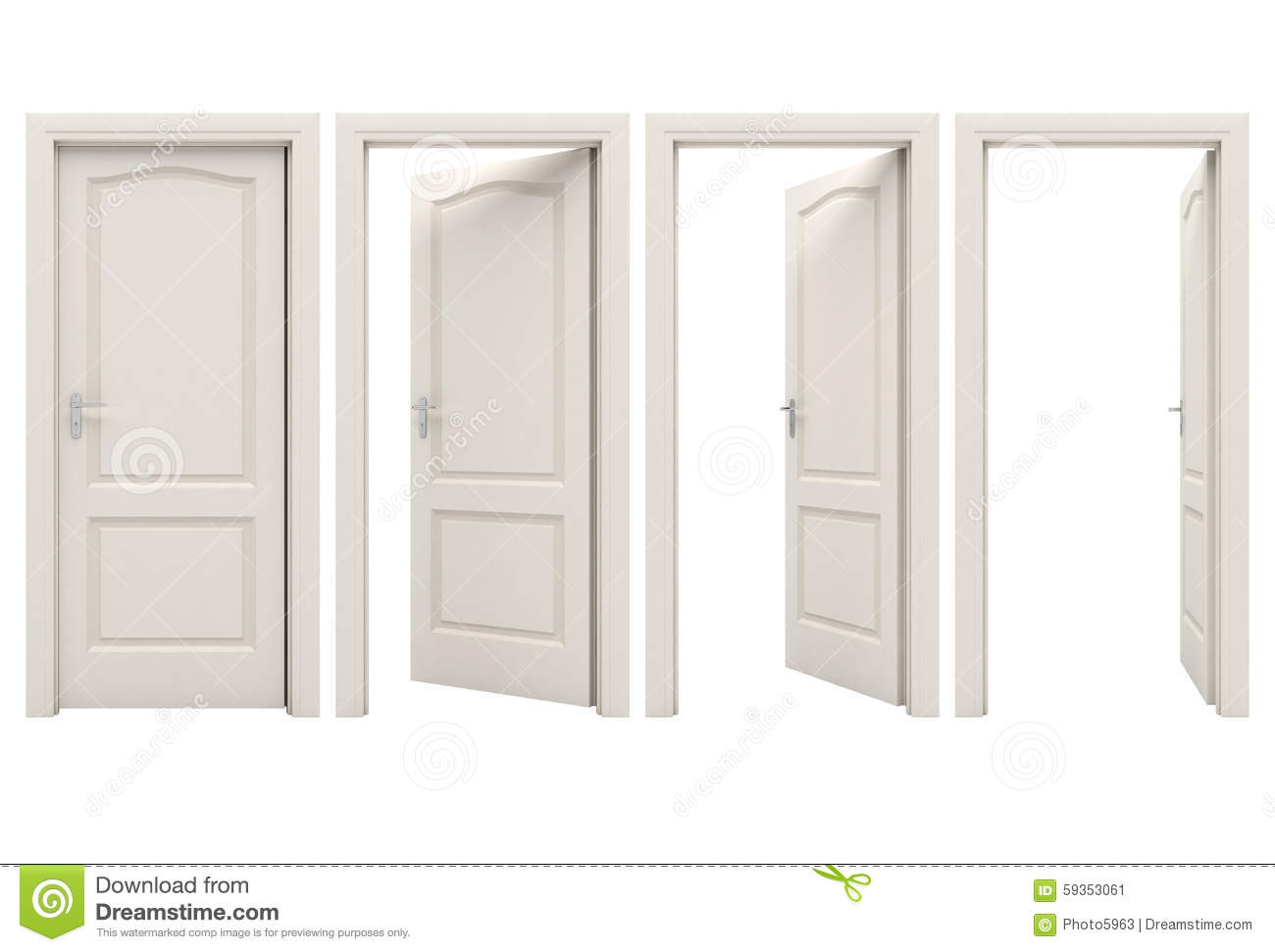 Open door closed door -  Closed Door Doors Isolated Open Download