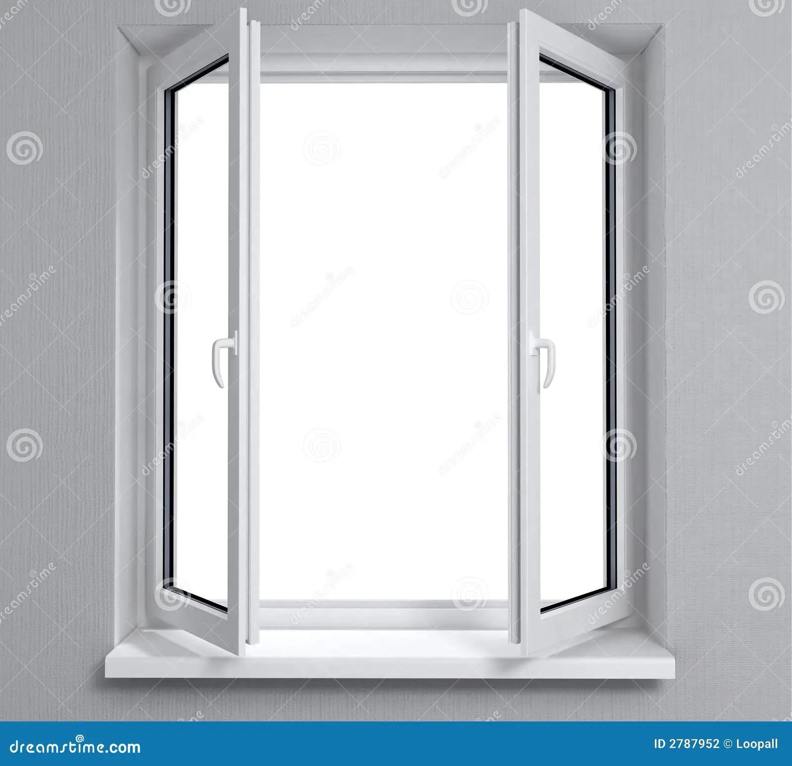 Wallpaper Brick 3d Opened Window Stock Photography Image 2787952