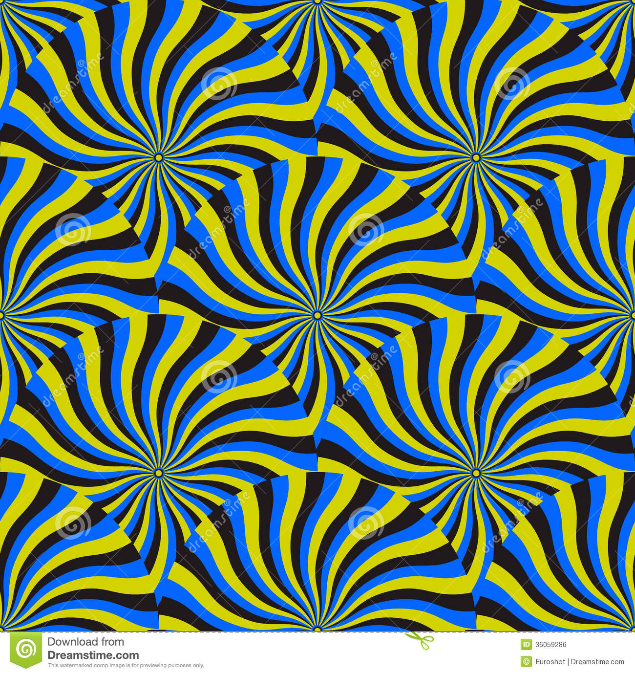 3d Magic Eye Moving Wallpapers Optical Illusion Spin Cycle Vector Pattern Abstract