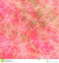 Orange, Pink And Green Abstract Background Design Template ...