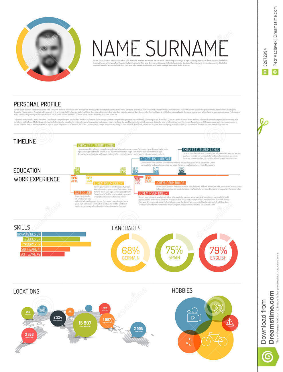 online infographic resume builder professional resume cover online infographic resume builder top 6 best infographic resume creator techgyd cv resume template lot