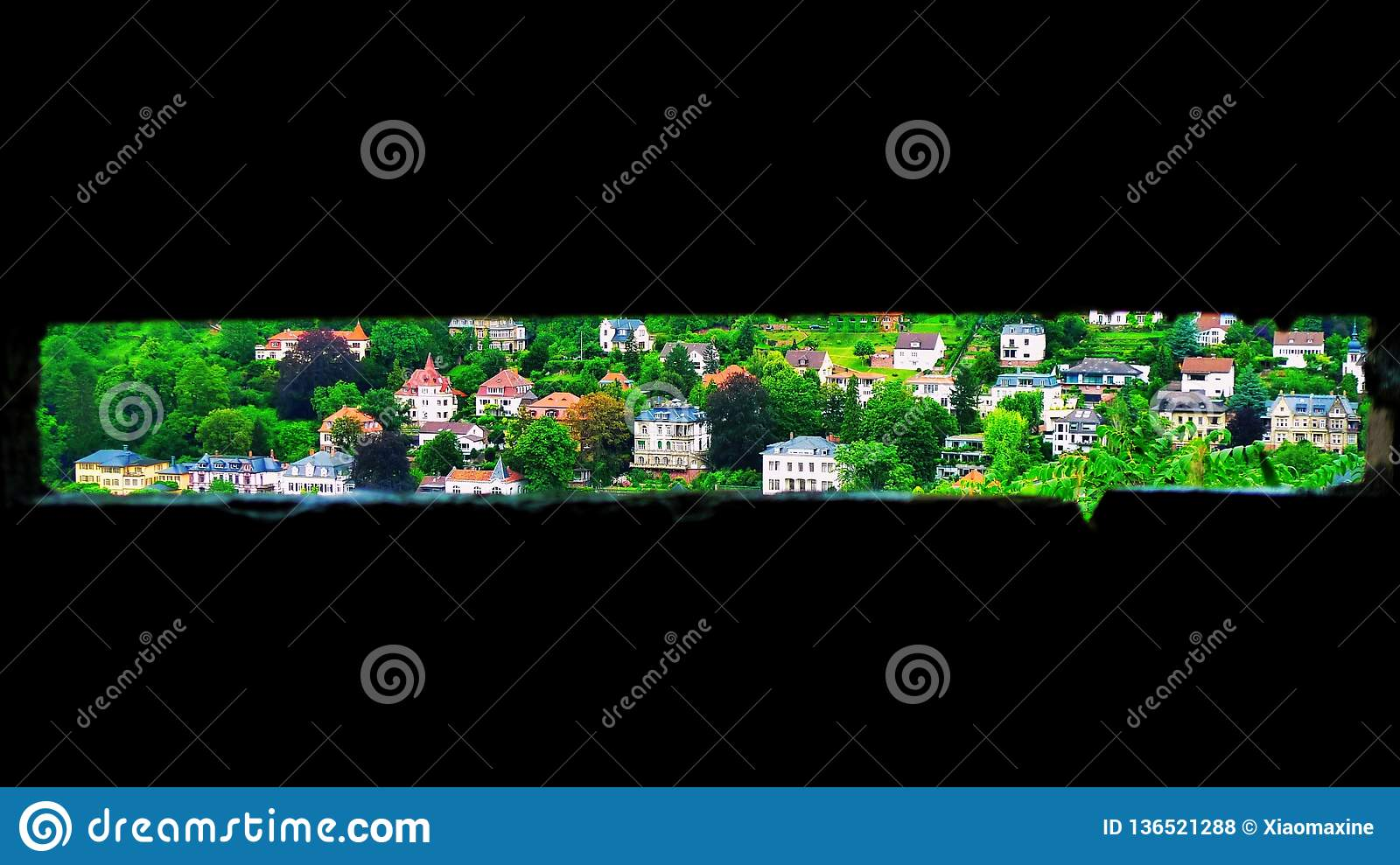 Recycling Heidelberg The Other Shore Stock Photo Image Of Green Germany 136521288