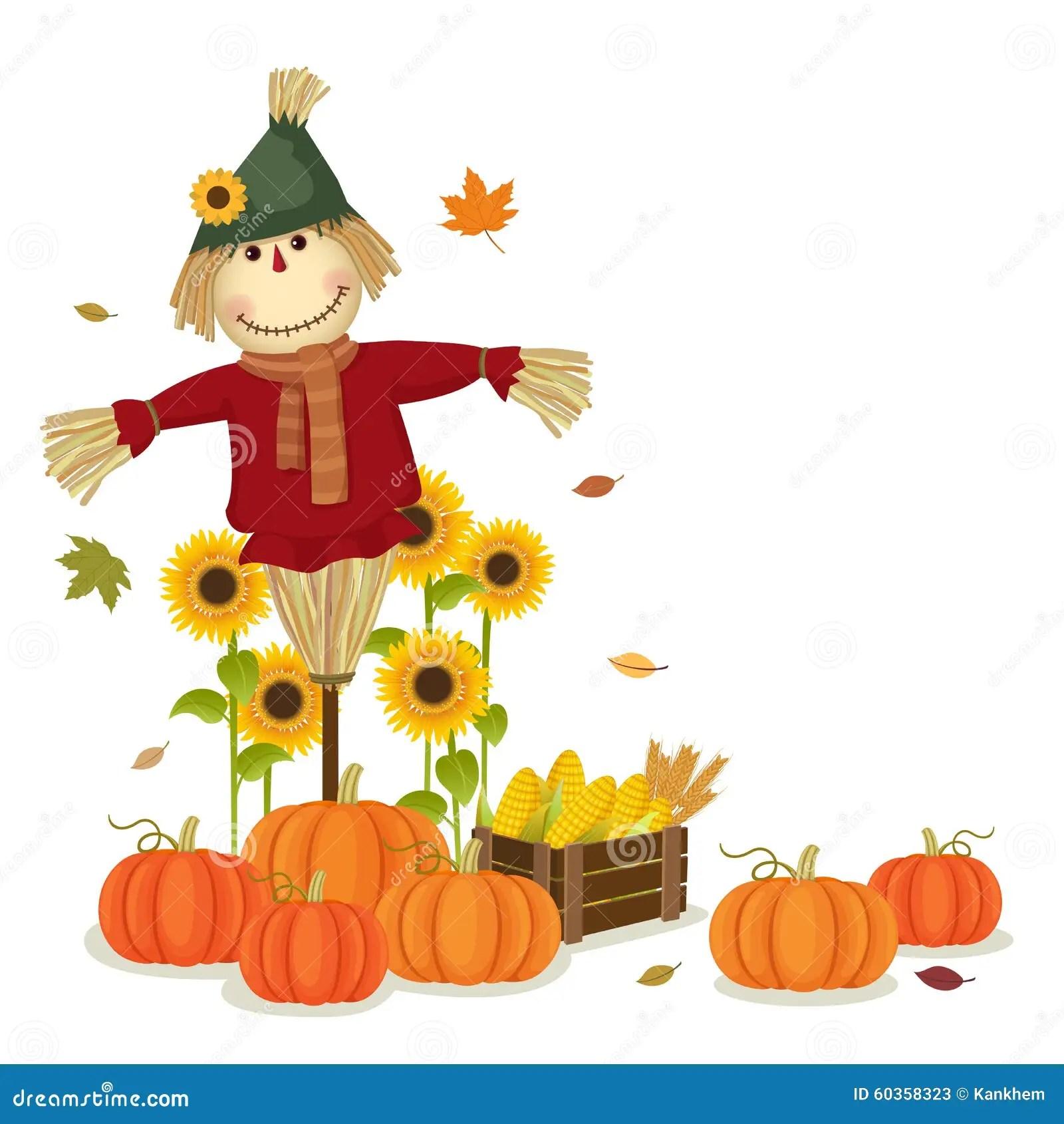 Free Fall Harvest Wallpaper Oto 241 O Que Cosecha Con El Espantap 225 Jaros Y Las Calabazas