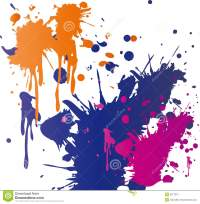 Paint Splatter Stock Photo - Image: 5217010