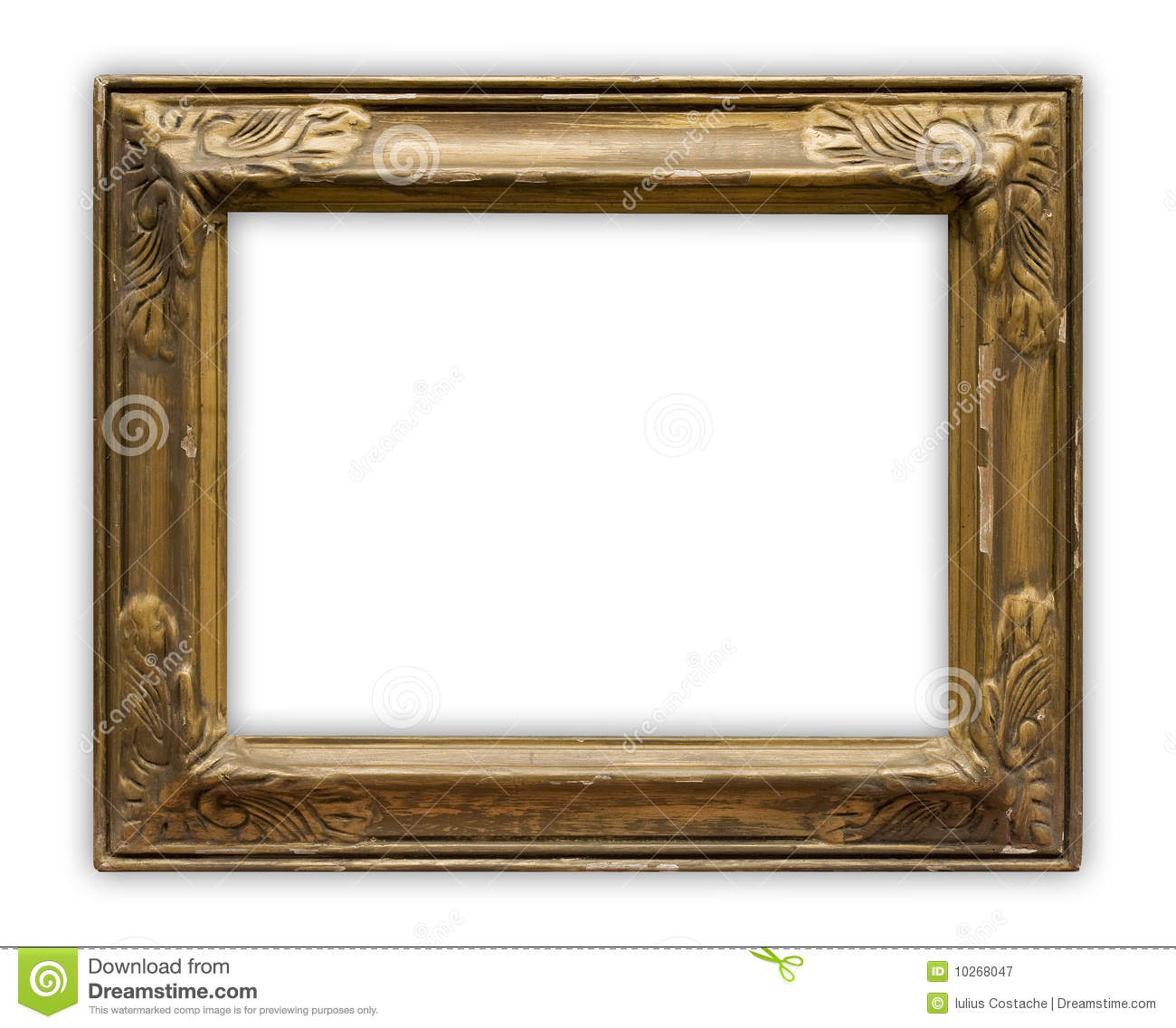 Painting Frames Painting Frame Royalty Free Stock Photography Image