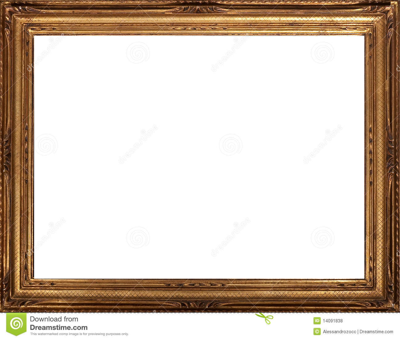 Painting Frames Painting Frame Stock Photo Image Of Interior Frame