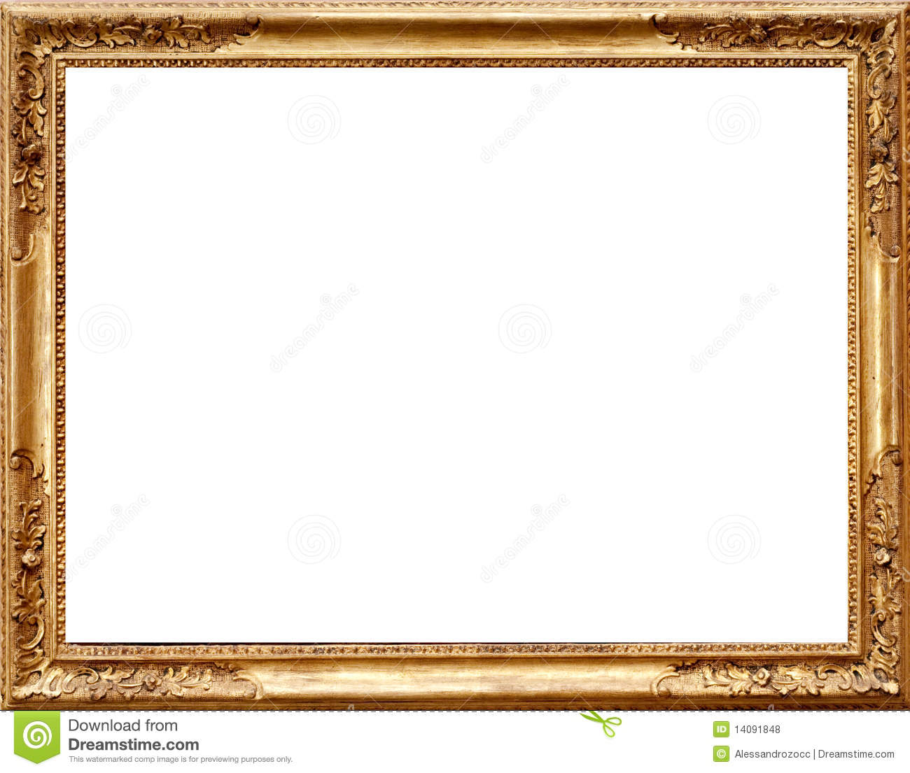 Painting Frames Painting Frame Royalty Free Stock Photos Image 14091848