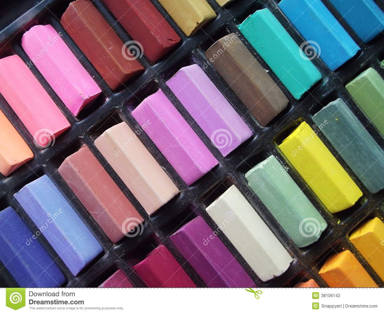 Pinturas Color Pastel Pin Pastel Tiza On Pinterest