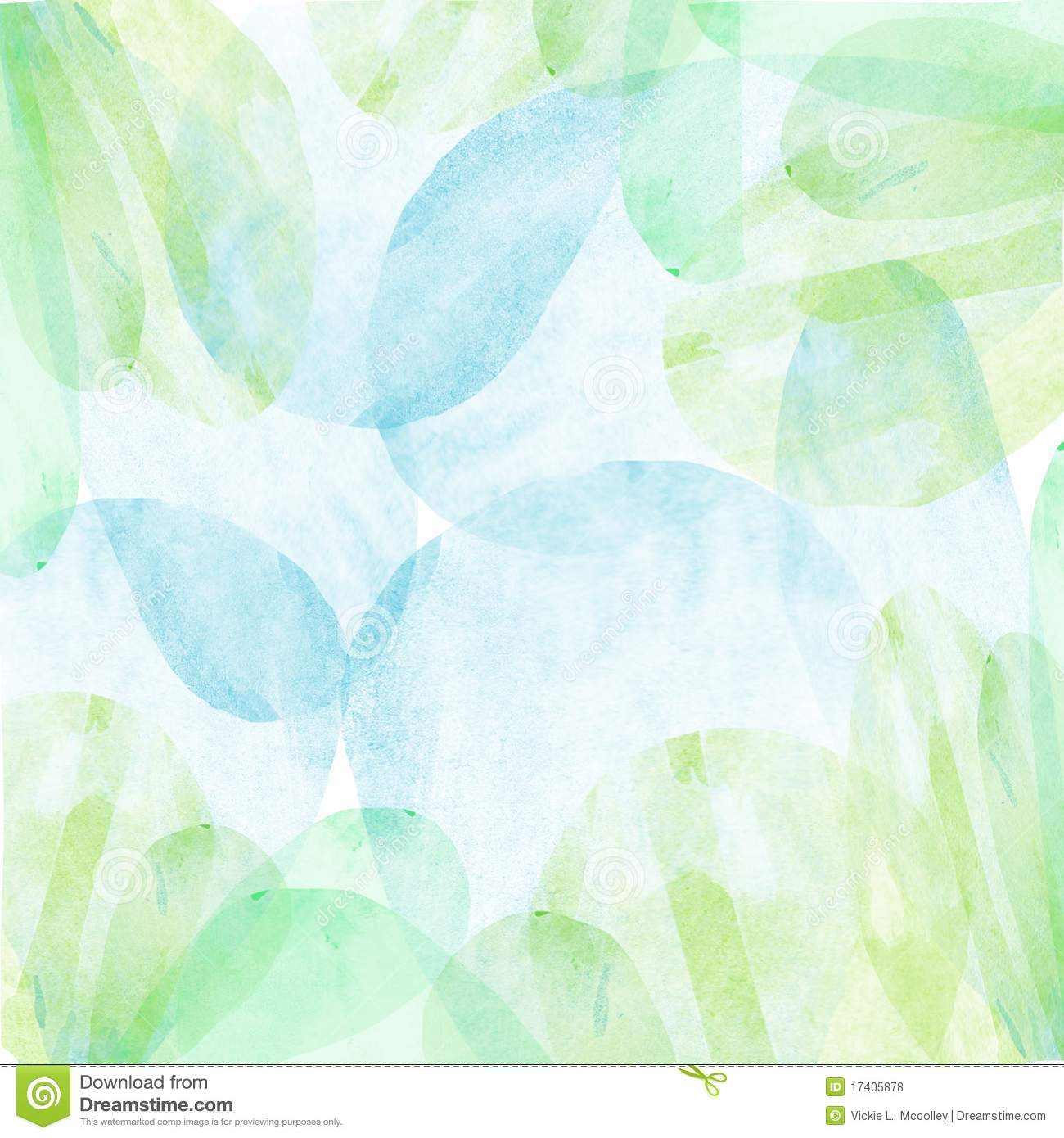 Cute Zig Zag Wallpapers Pastel Watercolor Wallpaper Stock Illustration