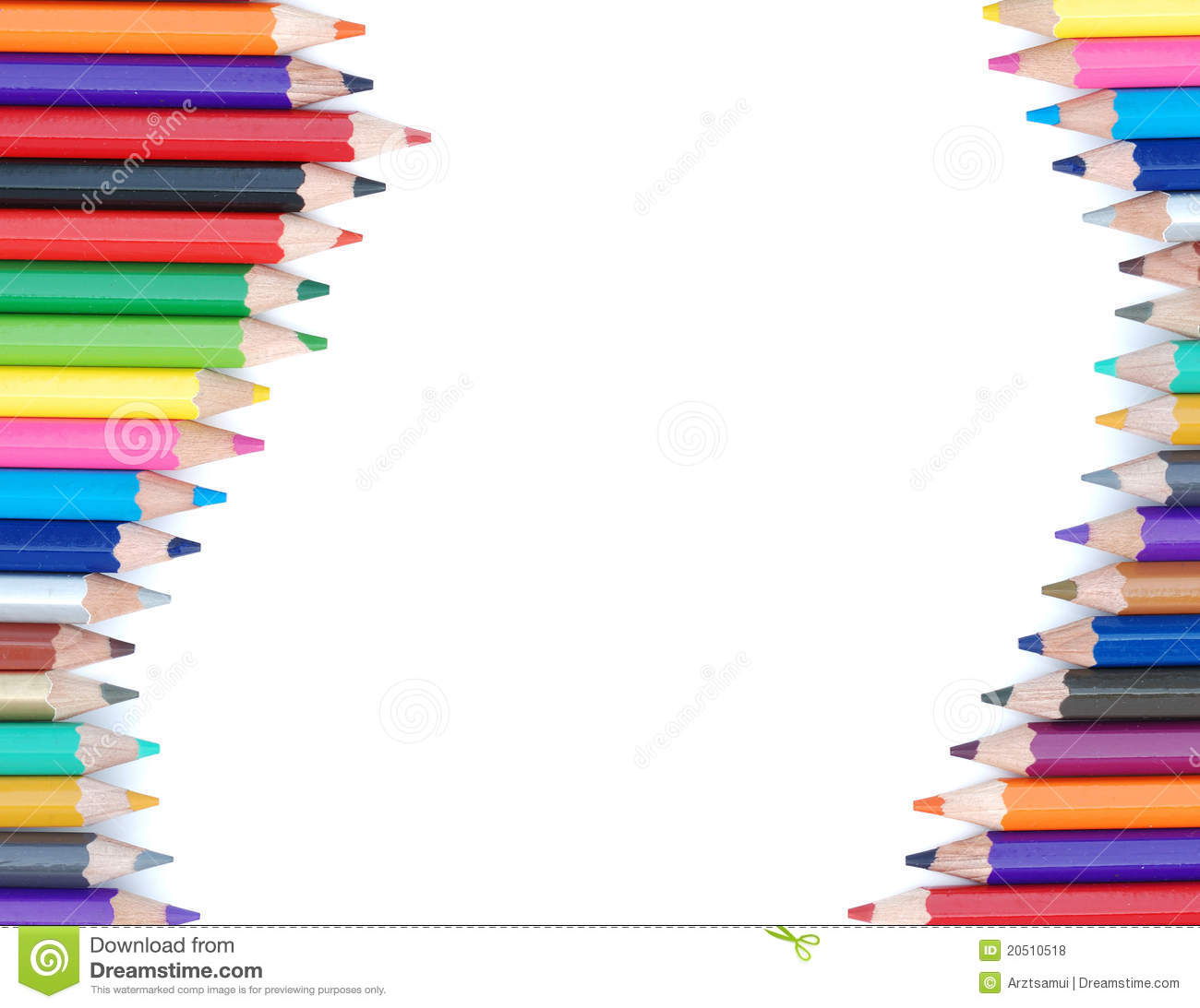 Clipart Images Pencil Pencil Color Background Royalty Free Stock Photos Image