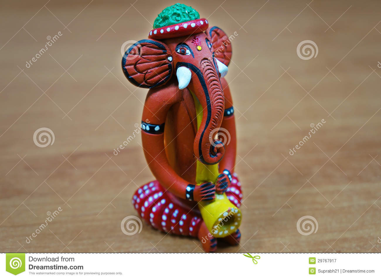 Cute Wallpapers Of Ganapati Happy God Royalty Free Stock Photography Image 29767917