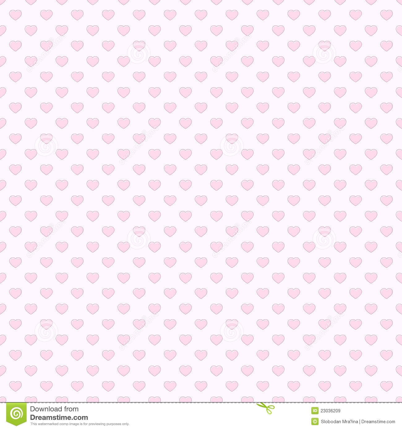Vintage Map Iphone Wallpaper Pink Heart Seamless Pattern Background Royalty Free Stock