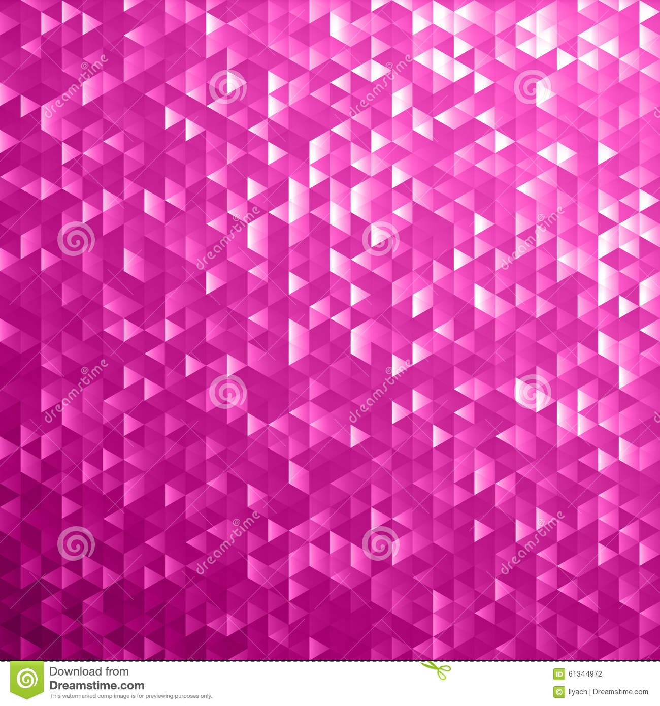 Cute Girly Laptop Wallpapers Pink Shimmer Sequins Mosaic Background Stock Illustration