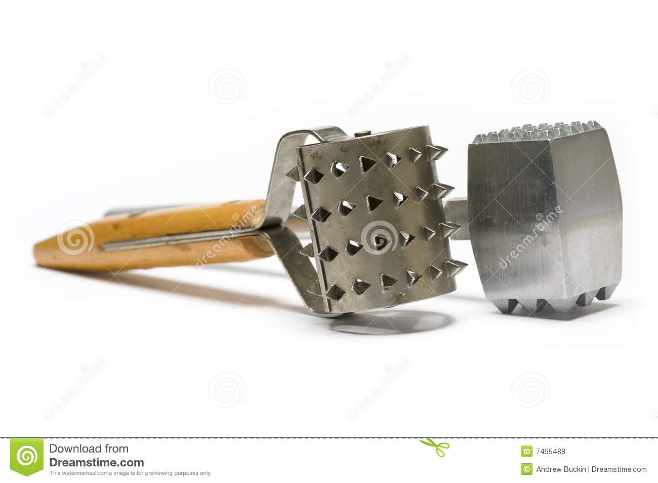 Pizza Roller Pizza Roller Tenderizer Stock Photo Image Of Utensil 7455488