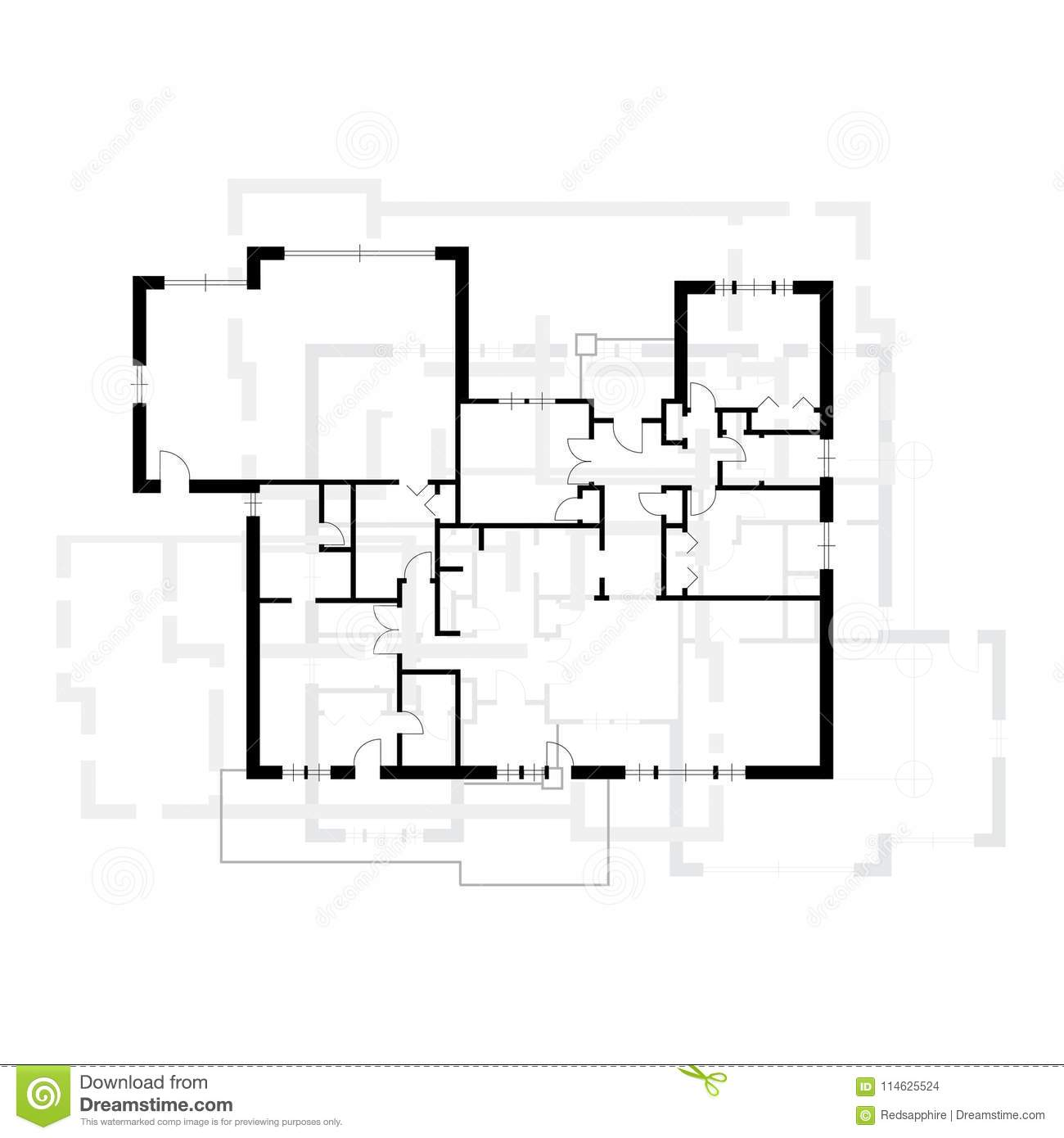 Faire Un Plan D'appartement Plan D Appartement
