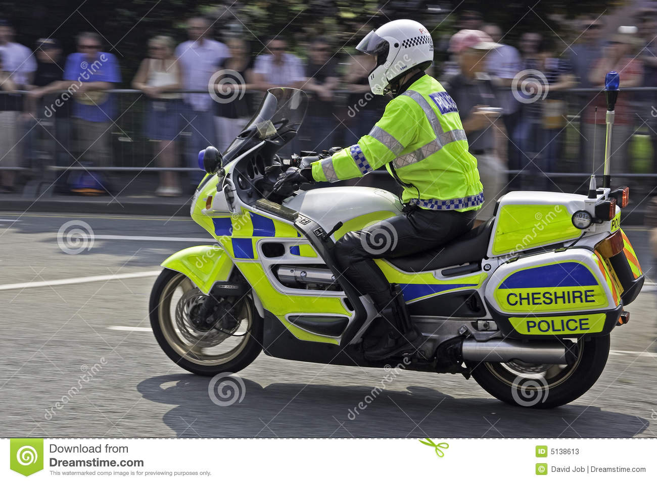 Free Job Alert Police Motorcycle Stock Image. Image Of Criminal, Middle