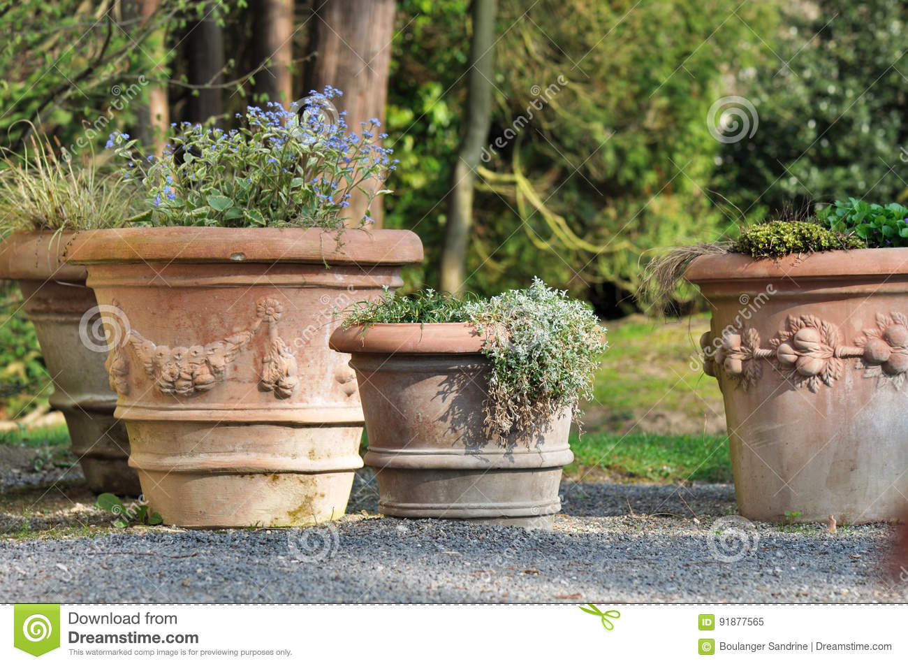 Grand Pot De Jardin Grand Pot Terrasse