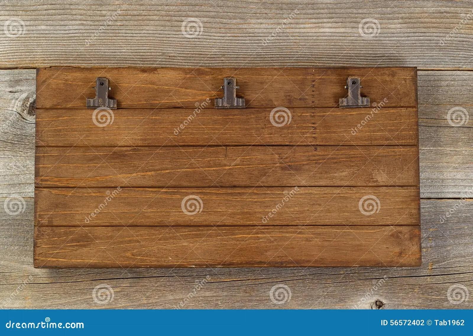 Vieux bureau en bois banc moderne en vieux bois et frêne