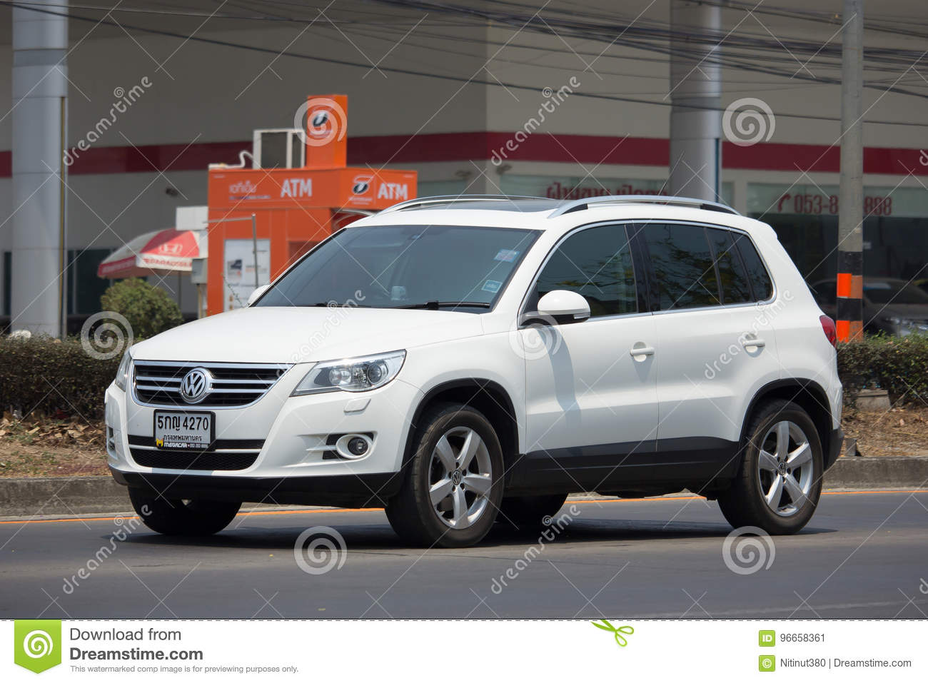 Cuv Car Private Volkswagen Tiguan Compact Crossover Vehicle Or Cuv