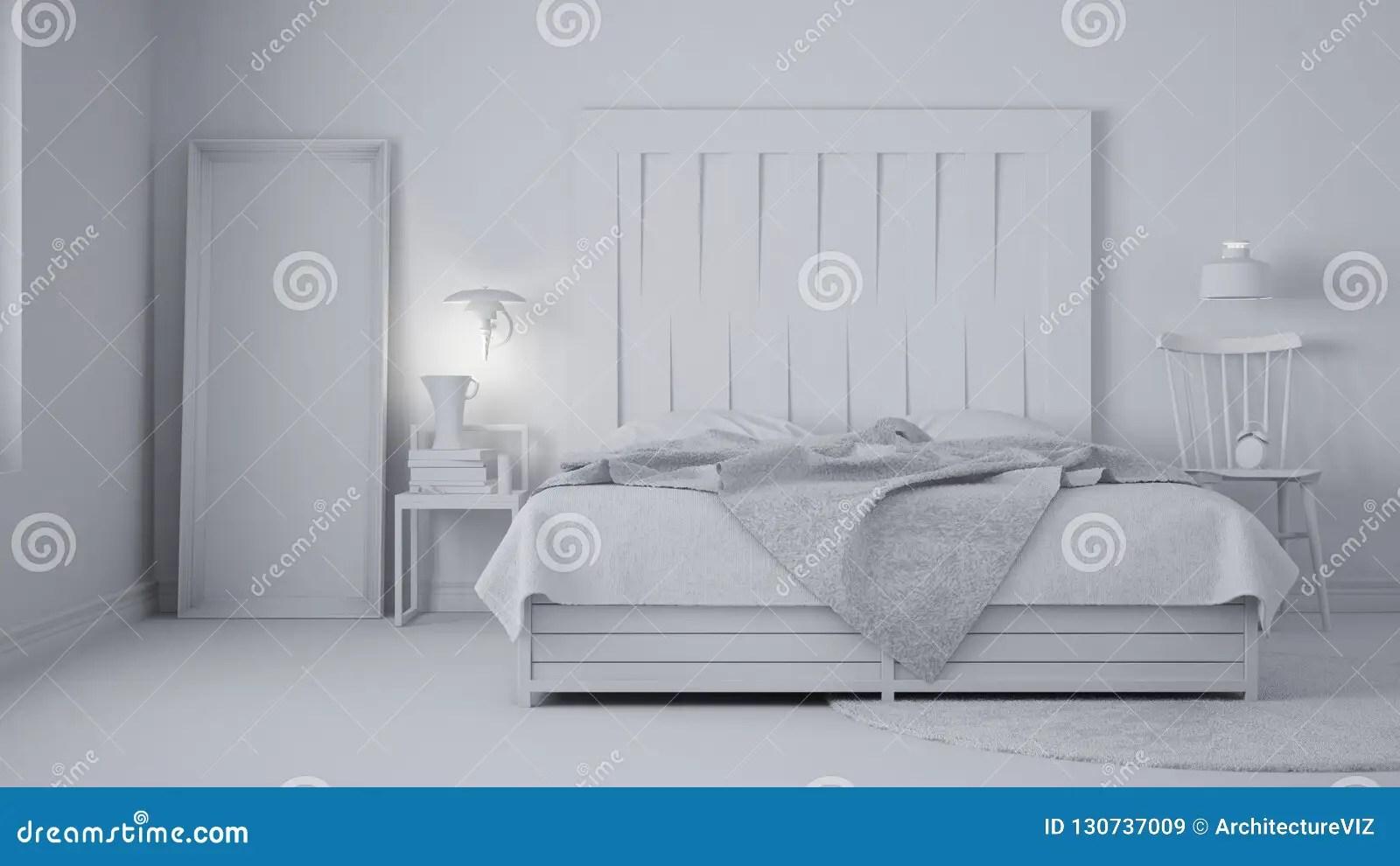 Camere Da Letto Bianche : Testata letto bianca camera da letto bianca con letto