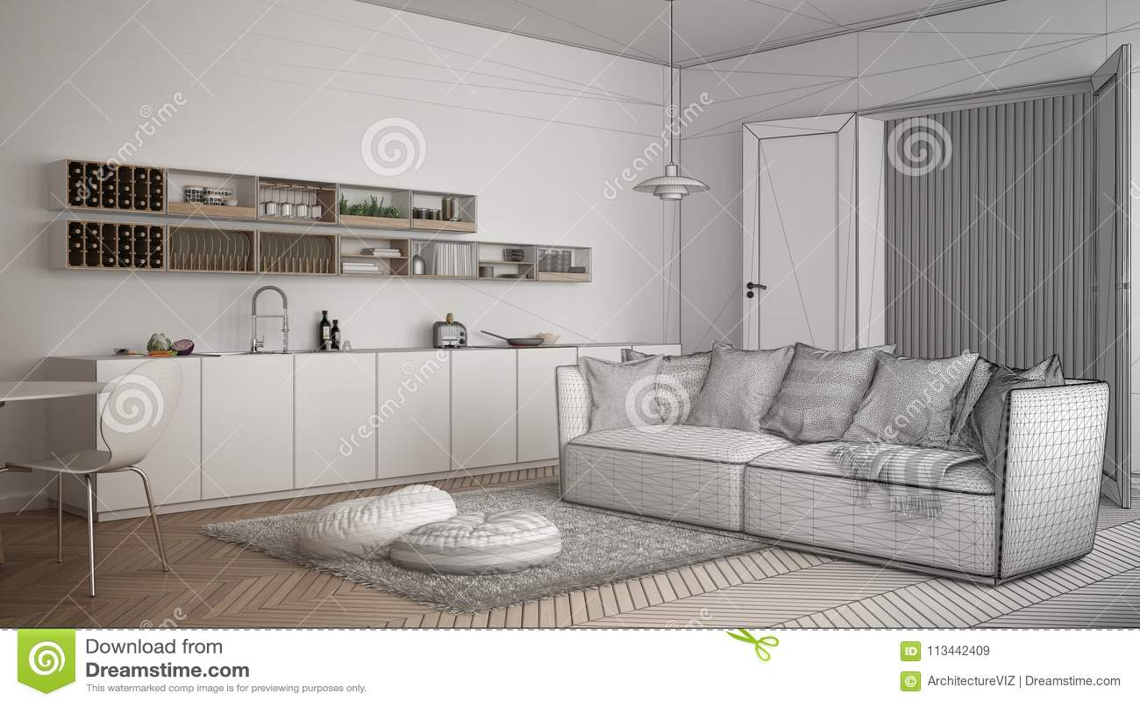 Salon Scandinave Moderne | Beau Salon Moderne Meilleur De Objet Deco ...