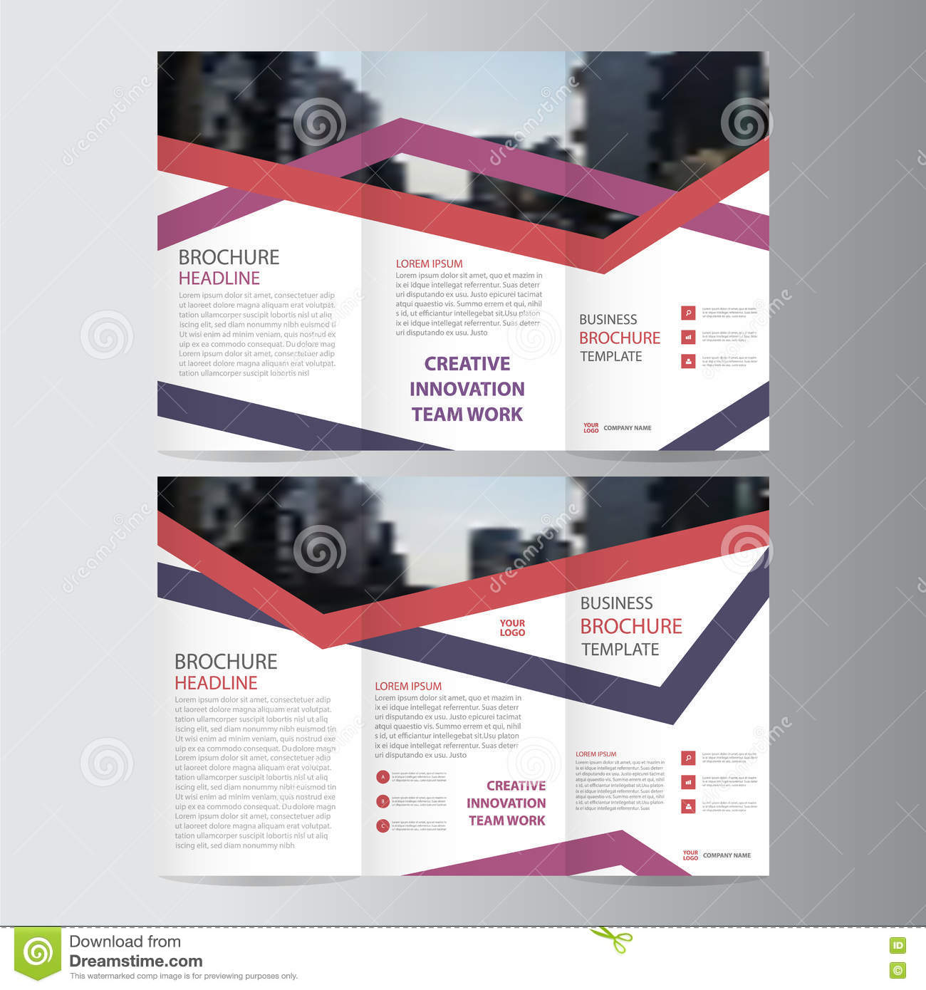 blank business flyer templates