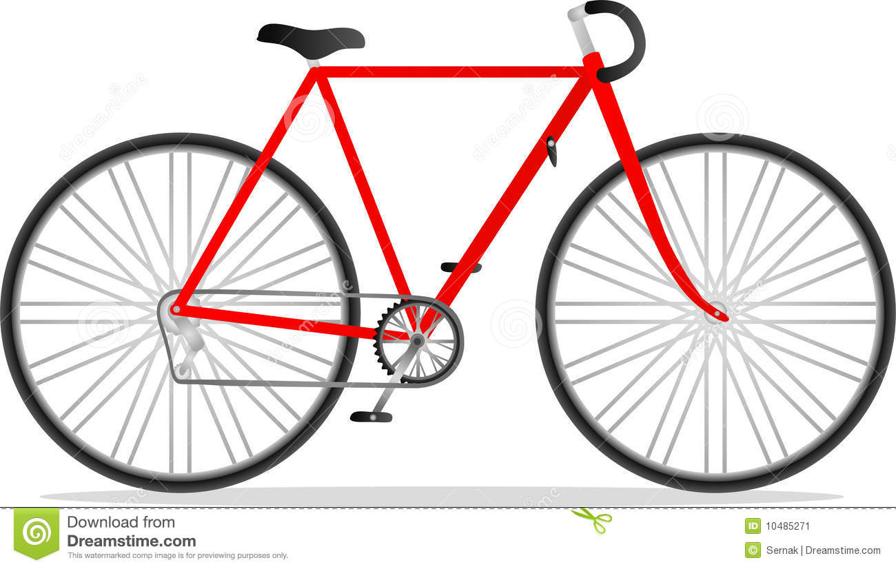 Racing Bicycle Clipart Bicycleracing