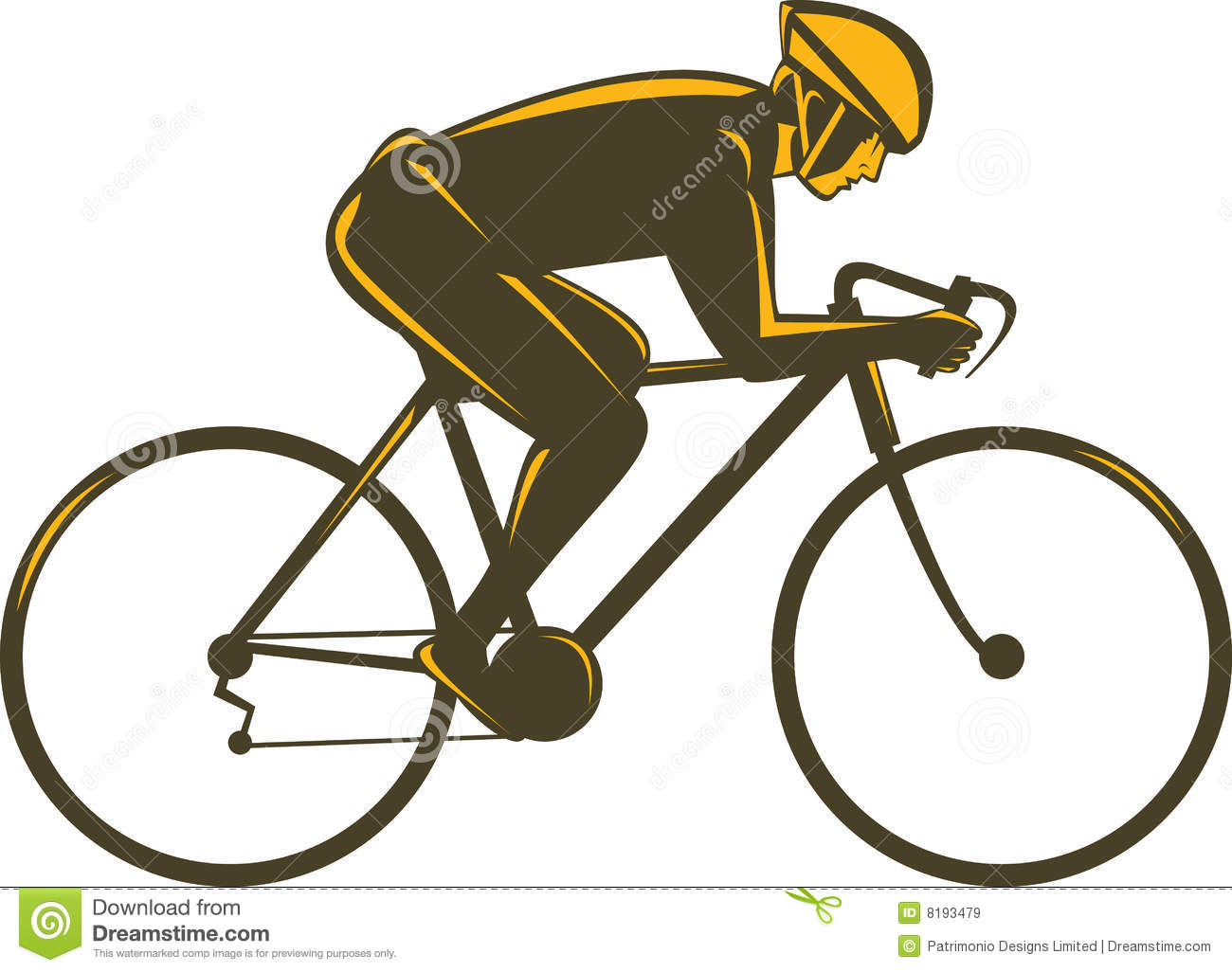 Racing Bicycle Clipart Fabricaciop Racing Bicycle Clipart