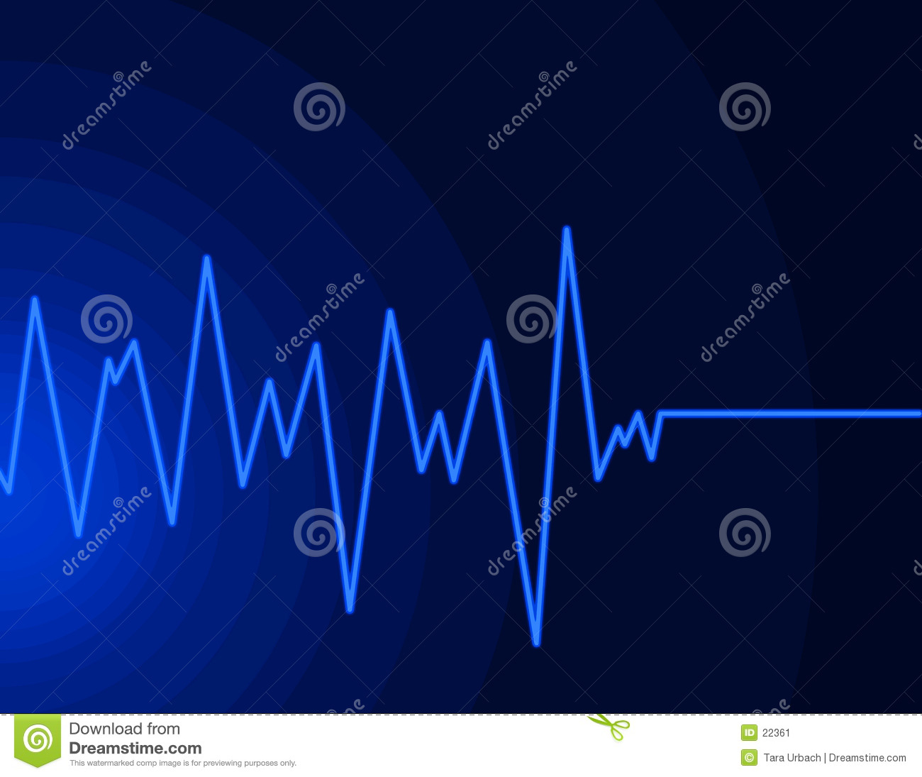 I Love You Animation Wallpaper Radio Wave Neon Blue Stock Image Image 22361