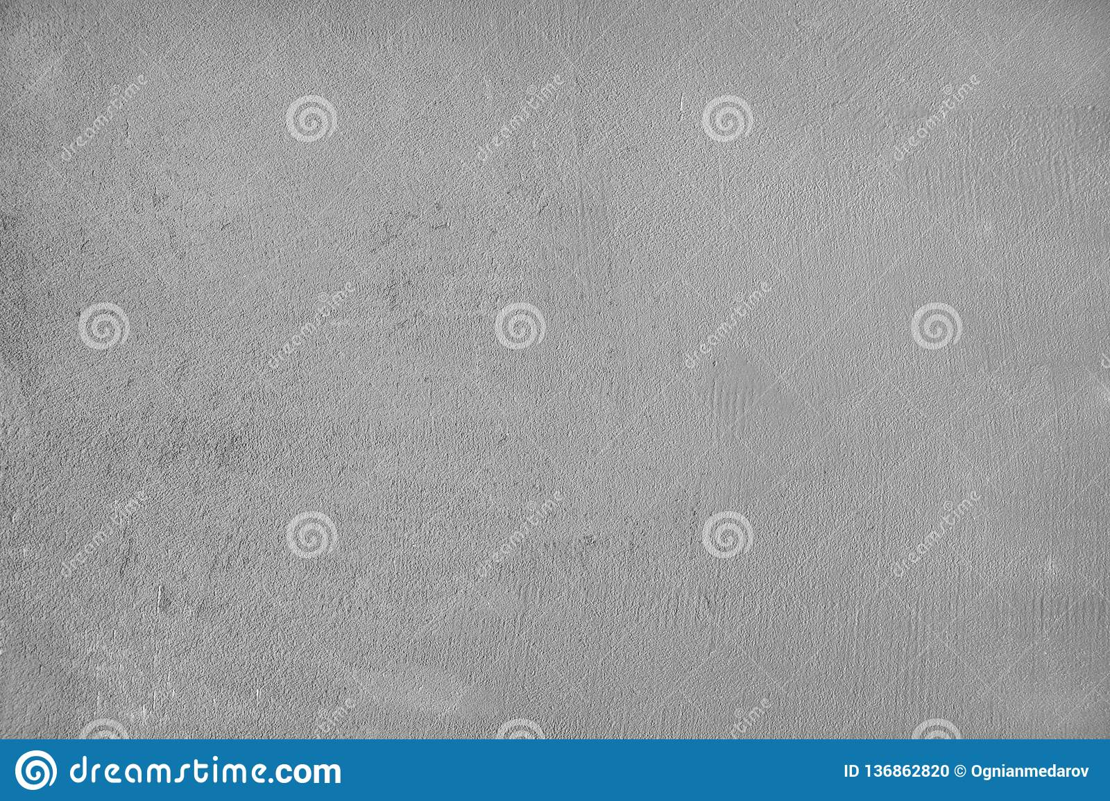 Beton Wall Raw Plastered Concrete Beton Wall Stock Photo Image Of