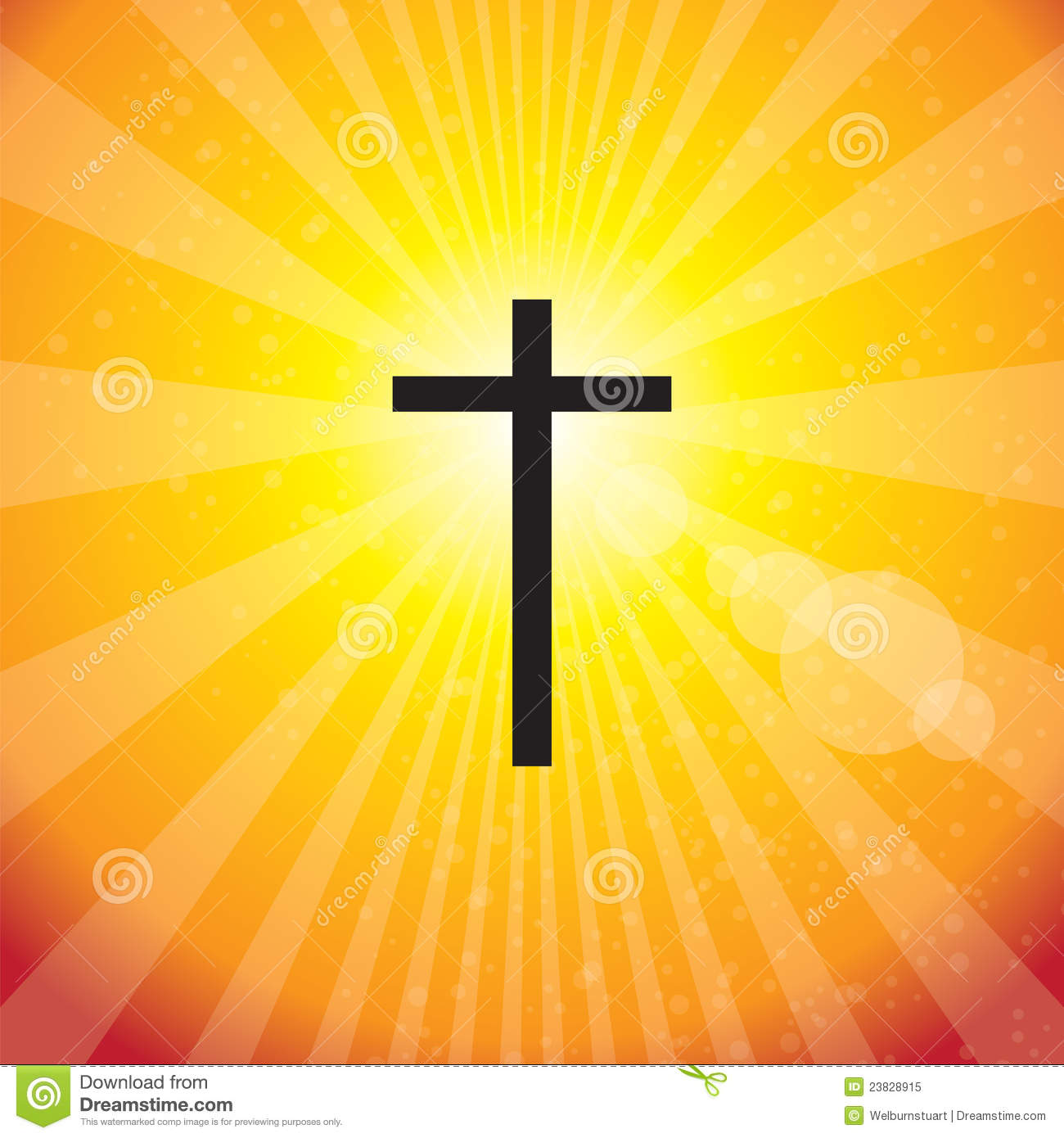 Wallpaper Jesus Christ 3d Rays Cross Royalty Free Stock Photo Image 23828915