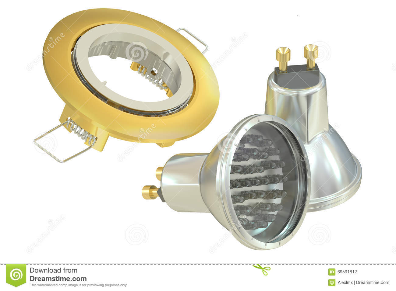 Diode Lighting Recessed Cartoons Illustrations And Vector Stock Images