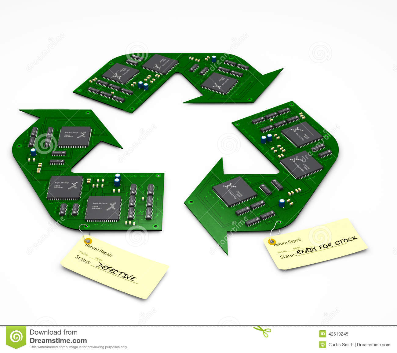 Circuit Board Electronics Stock Image Of Auto Electrical Electronic Photos 19113403 Recycle And Repair Boards Photo