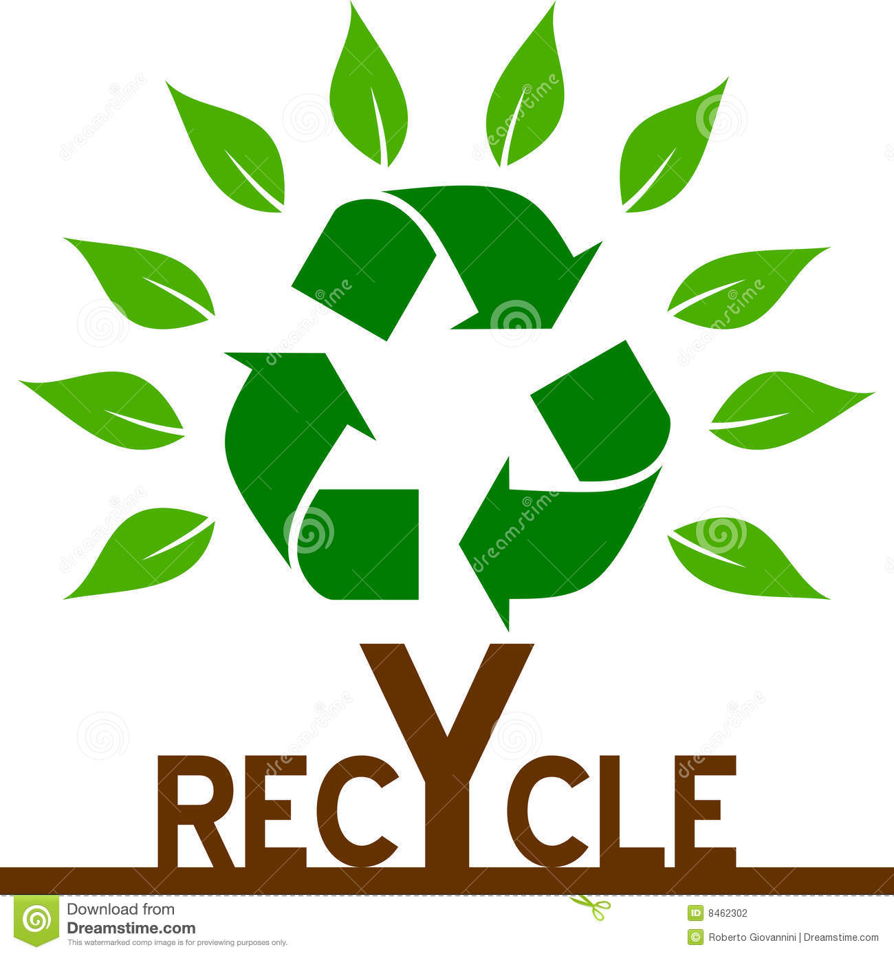 Four écologique Recycle Stock Illustrations 99 921 Recycle Stock