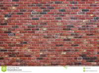 Red Brick Wall Background Stock Photo - Image: 60297954