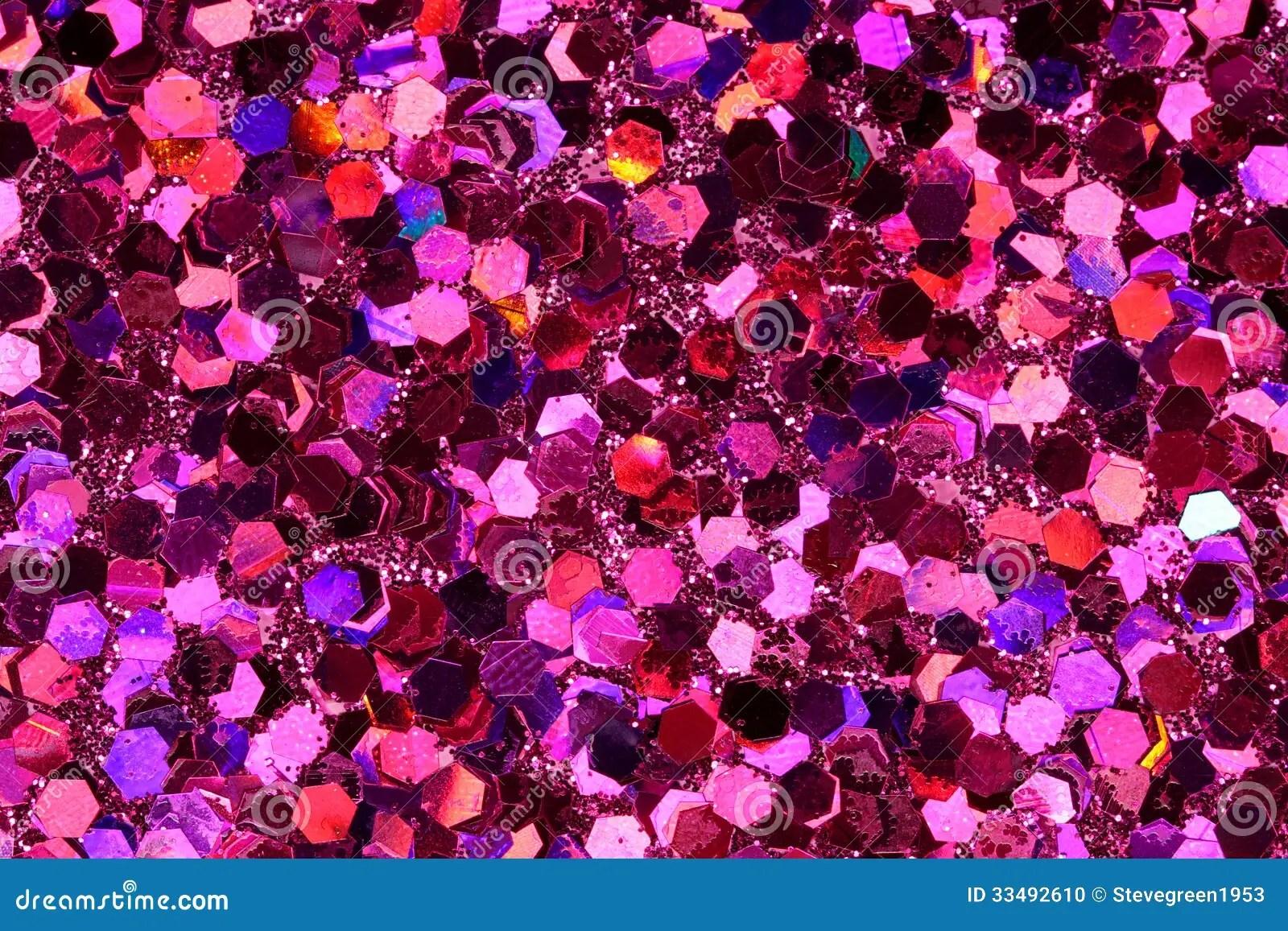 Cute Llamacorn Wallpaper Red Pink Purple Glitter Background Stock Photo Image