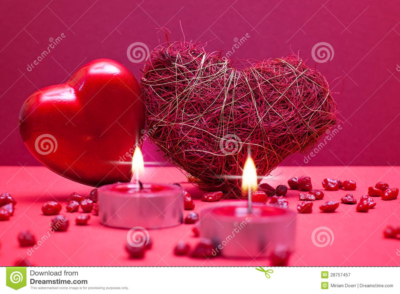 I Love U Hd Wallpapers Free Download Red Romantic Background With Hearts Royalty Free Stock