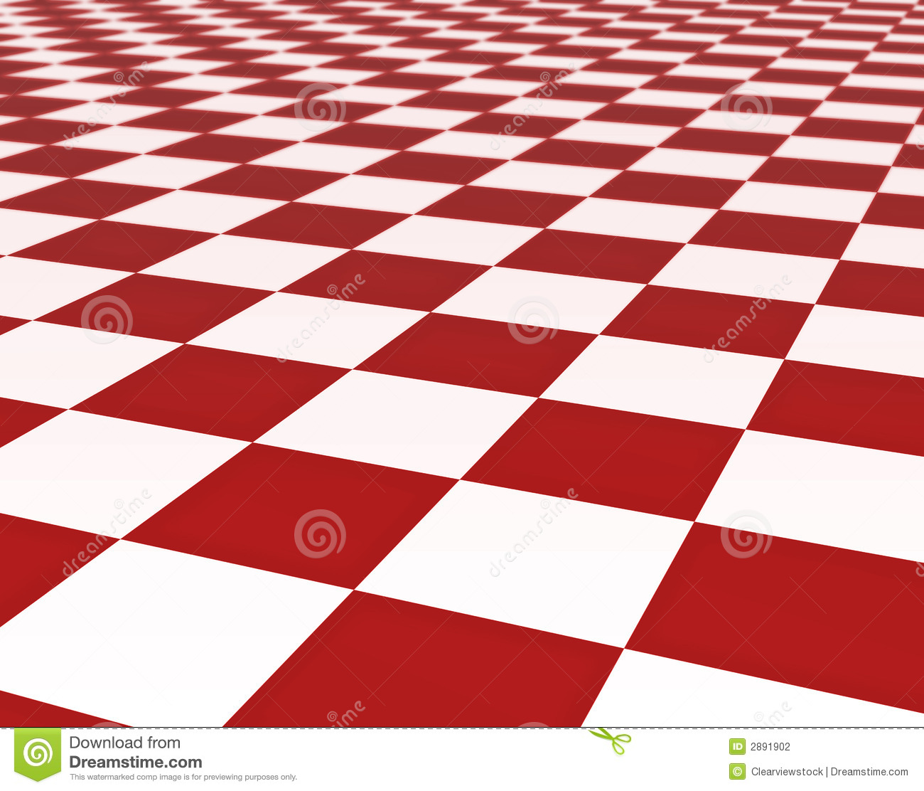 Rode Vloertegels Red And White Floor Tiles Stock Photography Image 2891902