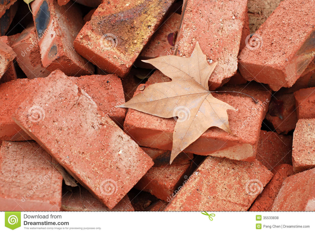 Refractory Brick Refractory Bricks Stock Photo Image Of Concepts Factory 35533838