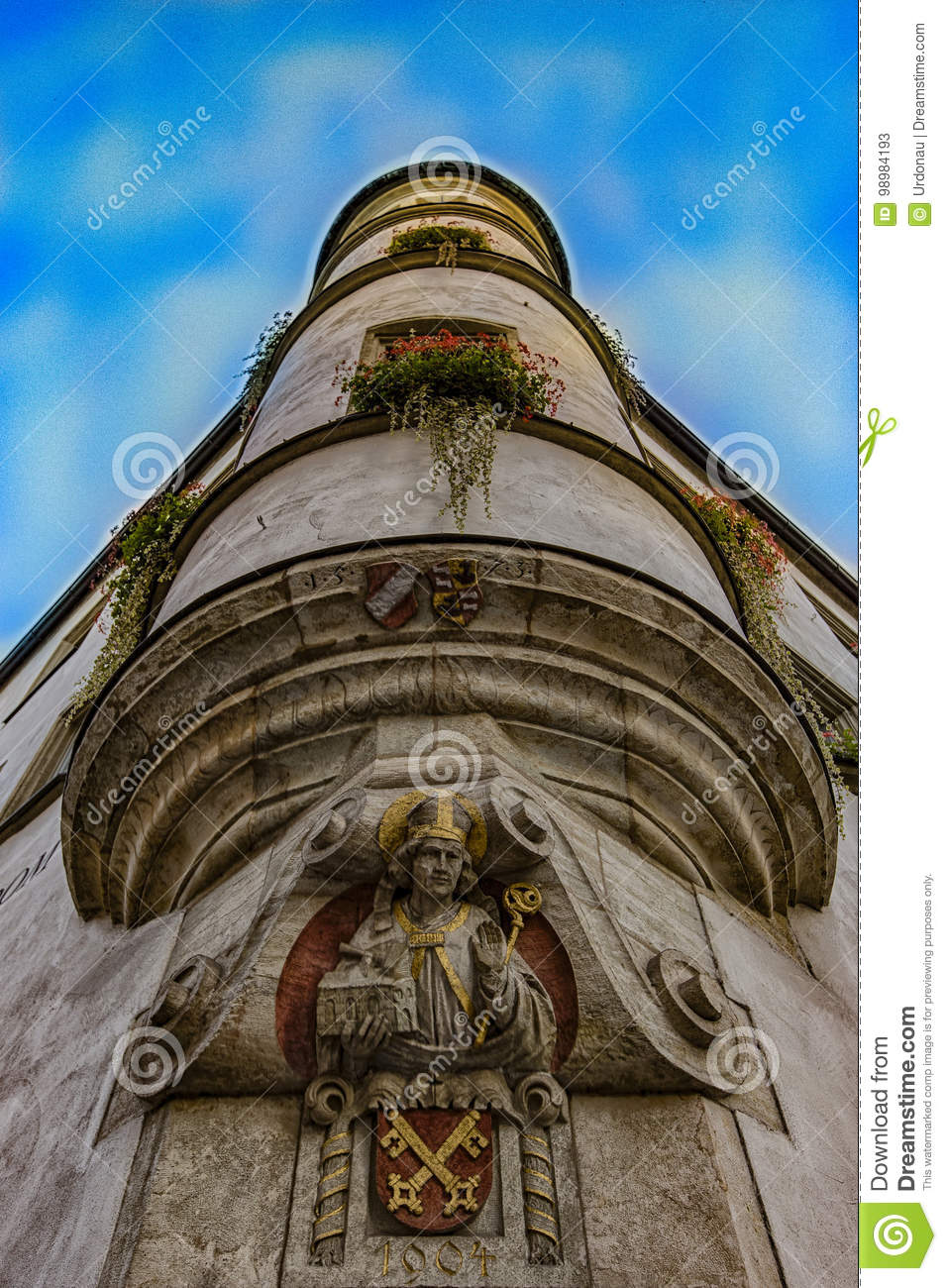 Regensburg Events Regensburg Facade Stock Image Image Of Germany Travel 98984193