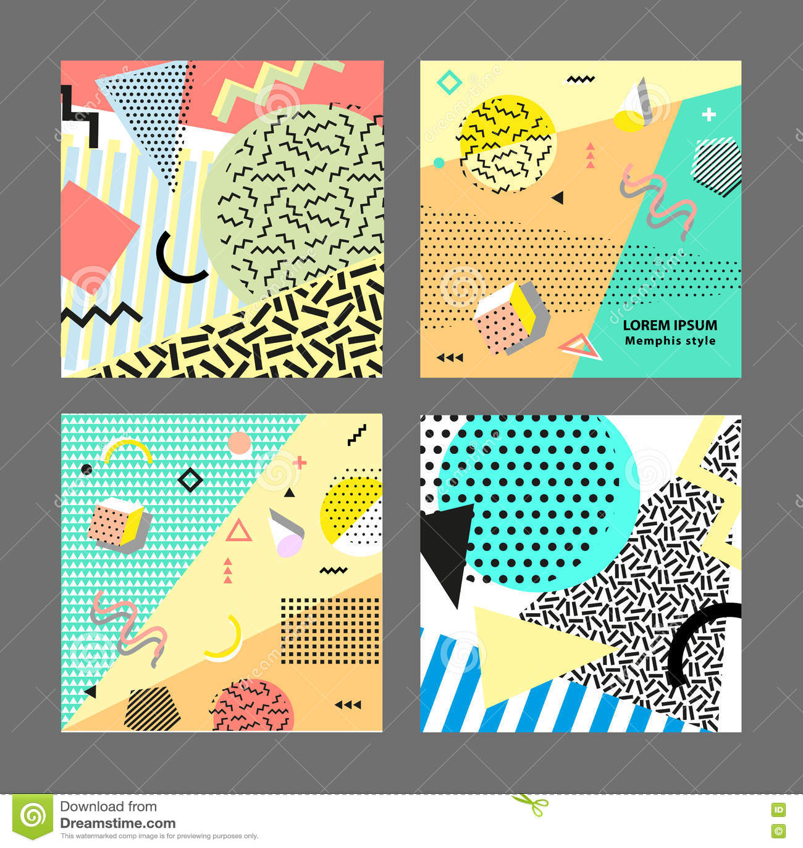 80s poster design - Download