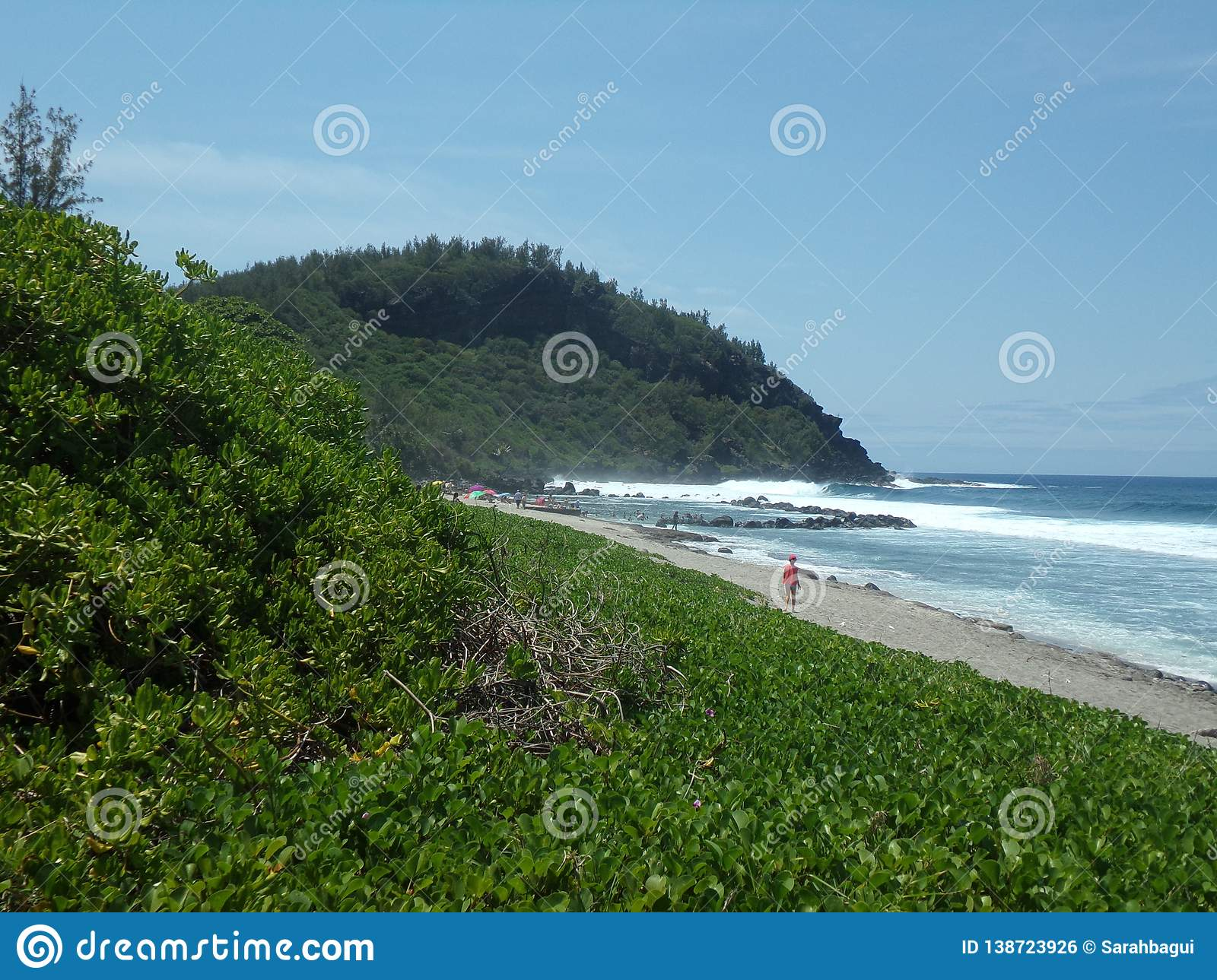 Reunion Island Reunion Island Is Magical Stock Photo Image Of Magical 138723926