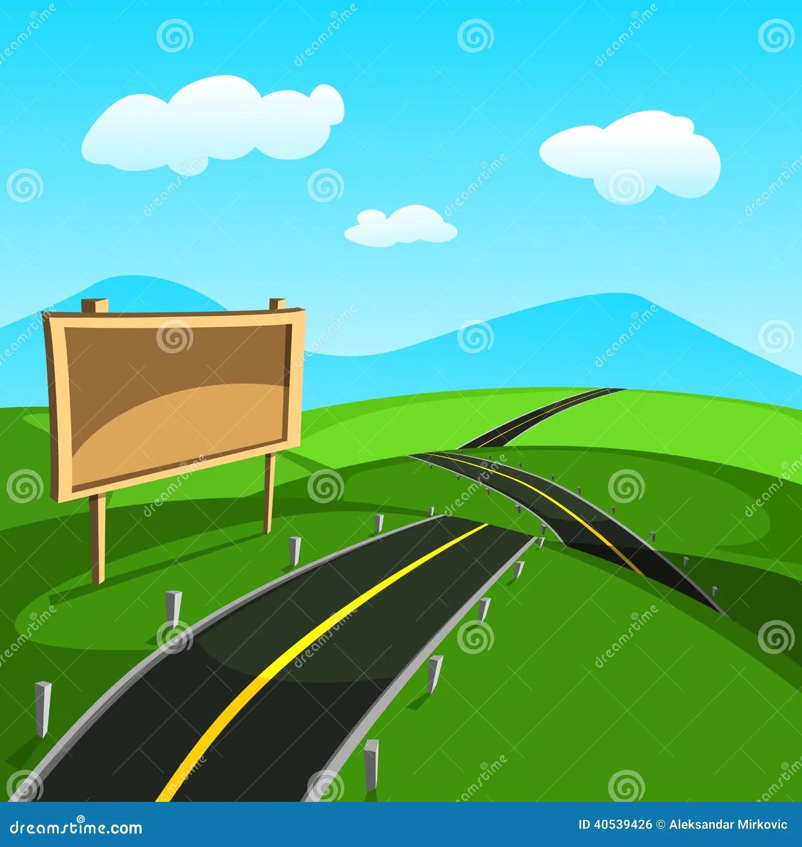 Car Curvy Road Wallpaper Road Vector Stock Vector Illustration Of Season Backdrop
