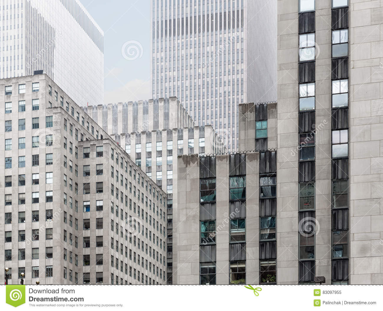 Cucina Restaurant Rockefeller Center Rockefeller Center In Nyc Editorial Image Image Of Reflect