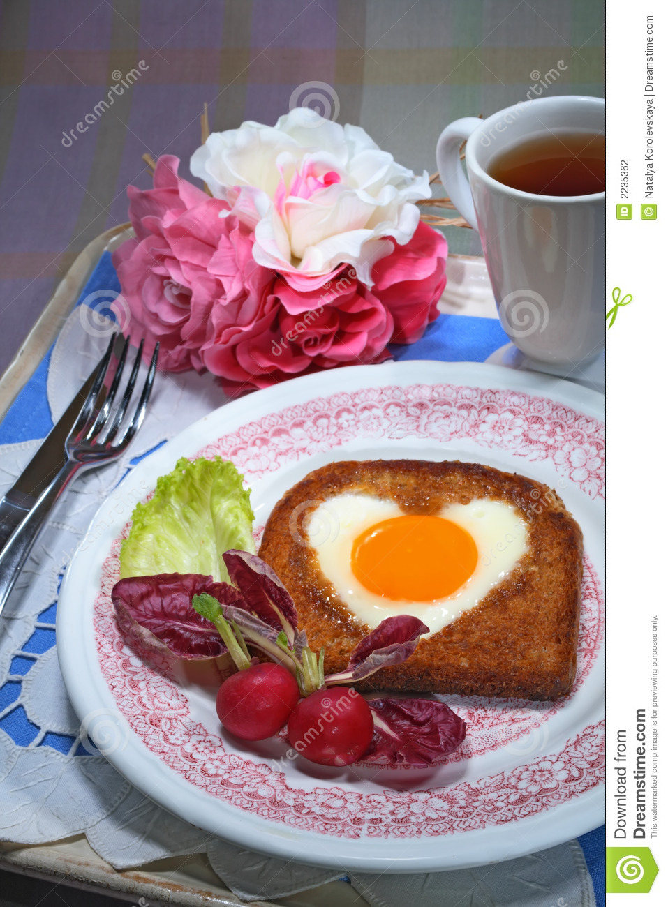 3d Animation Animals Wallpaper Romantic Breakfast Stock Photography Image 2235362
