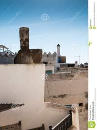 Roofs Of Essaouira, Morocco Stock Photo - Image: 64489938