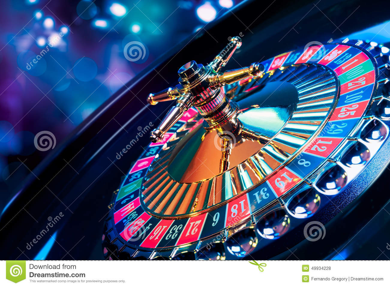 3d Wallpaper For Mobile Phone Roulette Wheel With A Bright And Colorful Background Stock