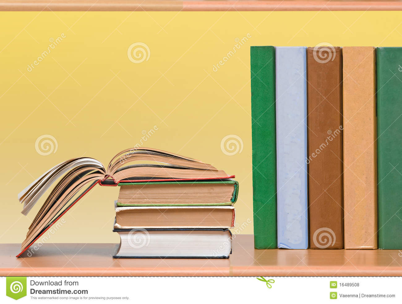 Row Of Books Vector Row Of Books Royalty Free Stock Photos Image 16489508