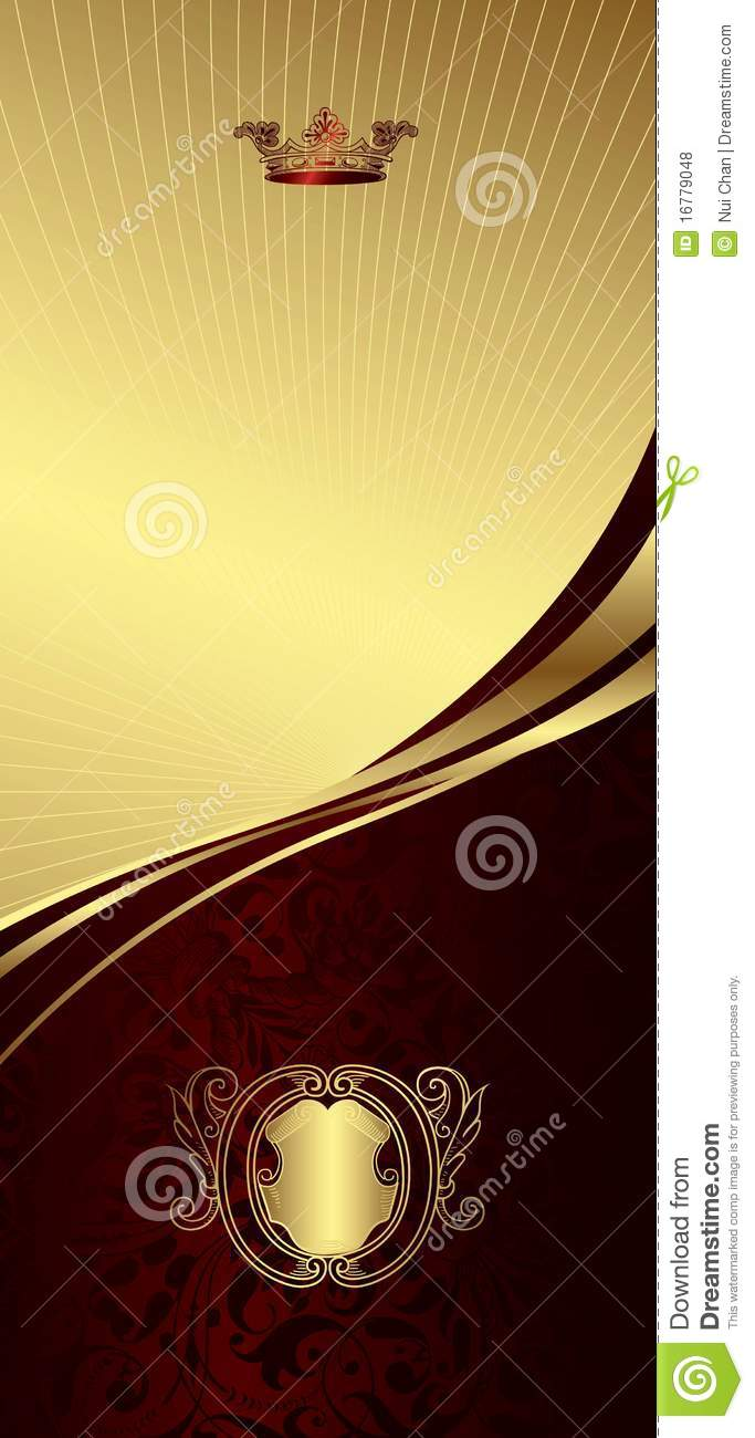 Wallpaper Hd Floral Royal Design Background Stock Vector Image Of Curve